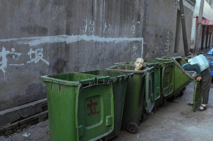 Китай: уличные фотографии от фотографа-самоучки Тао Лю (24 фото)