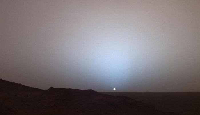 Удивительные фотографии Марса от космического агентства NASA (14 фото)