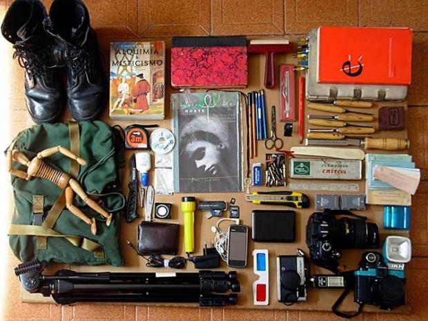 Какие вещи вы заберете с собой из горящего дома? (19 фото)