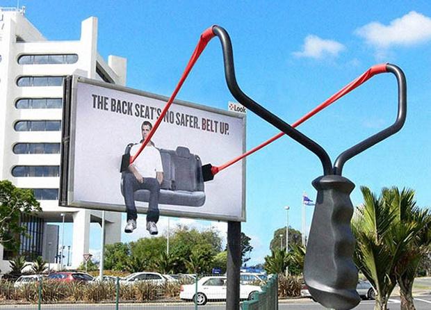Реклама как шокотерапия (23 фото)