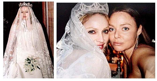 Самые дорогие дизайнерские свадебные платья (12 фото)
