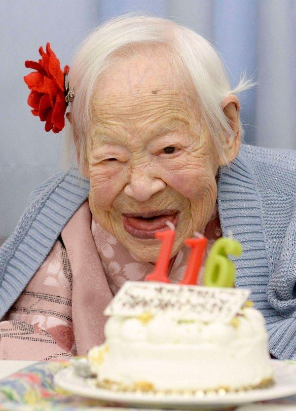 Топ-5 женщин, открывших для себя секрет долгожительства (7 фото)