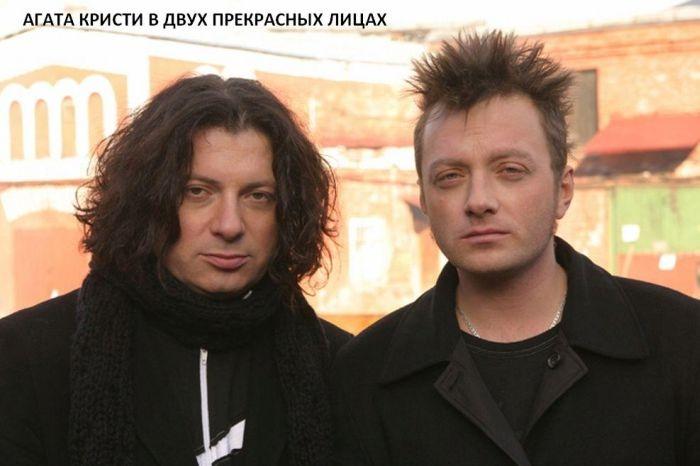 Российские и зарубежные звезды и их земной путь (27 фото)