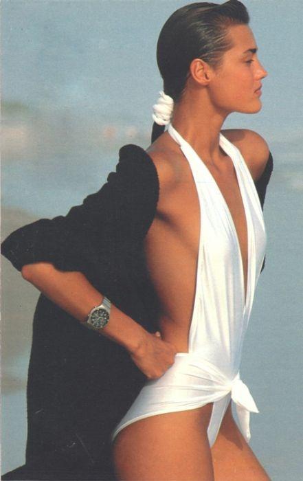 Идеалы красоты 30 лет назад (34 фото)