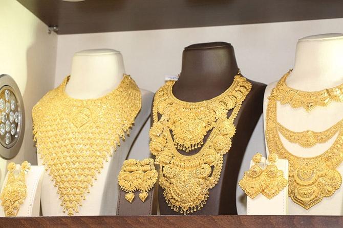 Золотой рынок Дубая (17 фото)
