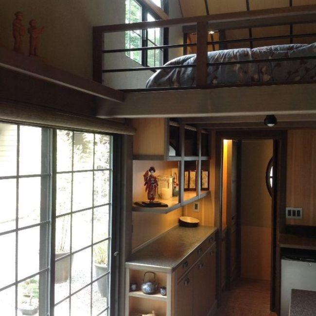 Мода на маленькие дома в США (9 фото)