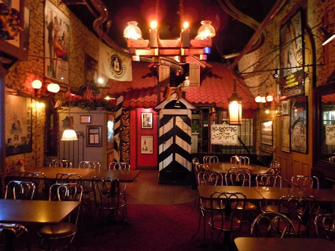 Необычные бары мира (43 фото)