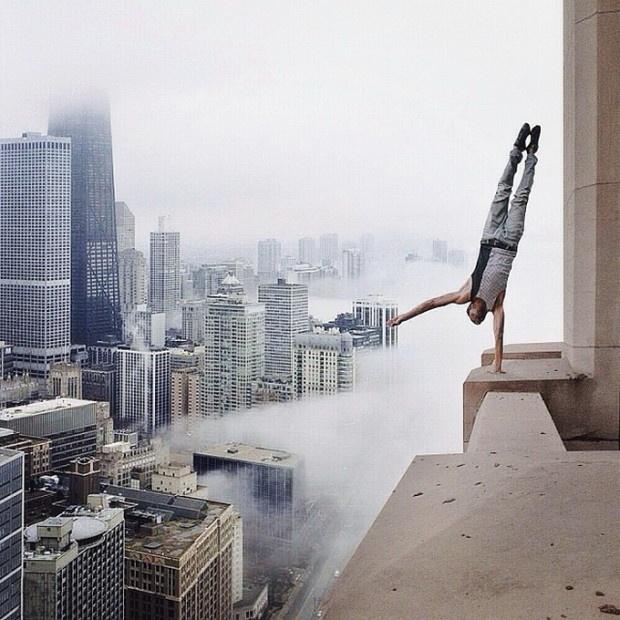 Экстремальные фотоманипуляции Robert Jahns (28 фото)