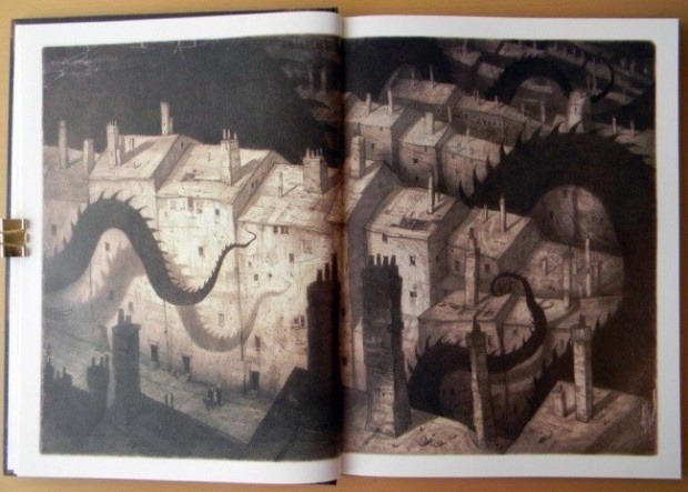 Книга без единого слова (9 фото)