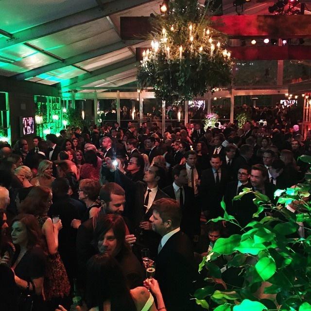 «Золотой глобус» 2015 года - фото с места события (41 фото)