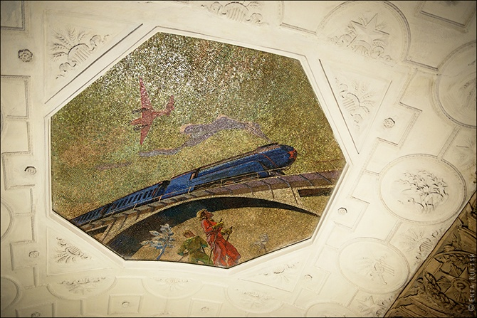 Легенды Московского метрополитена (24 фото)