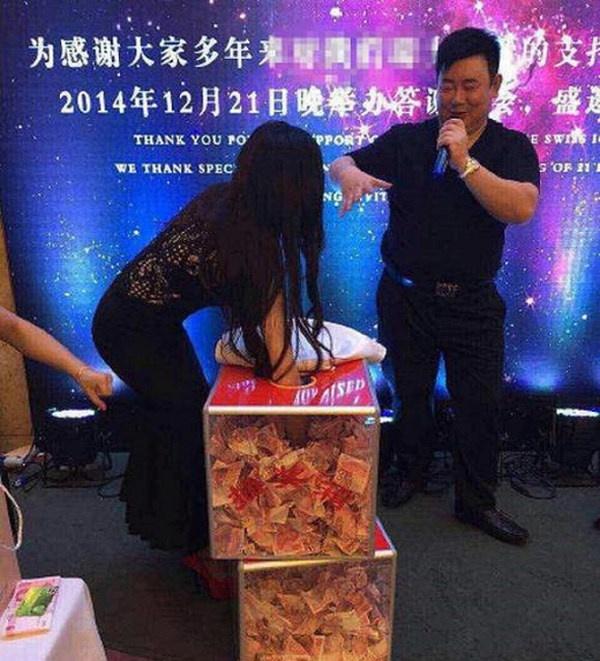 Китай: беспроигрышный конкурс в частной компании (5 фото)