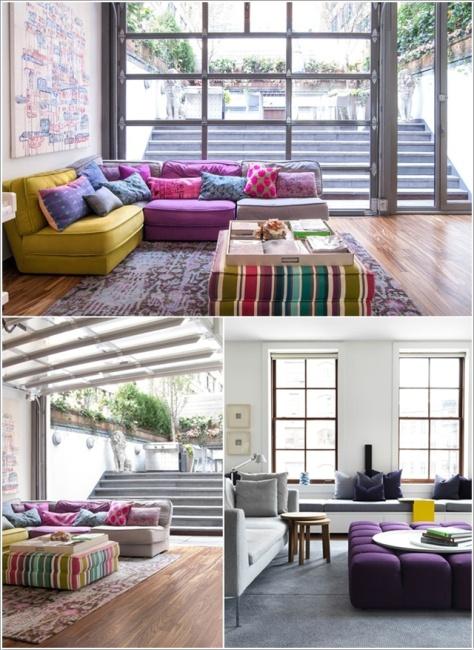 9 идей для маленькой квартиры (9 фото)