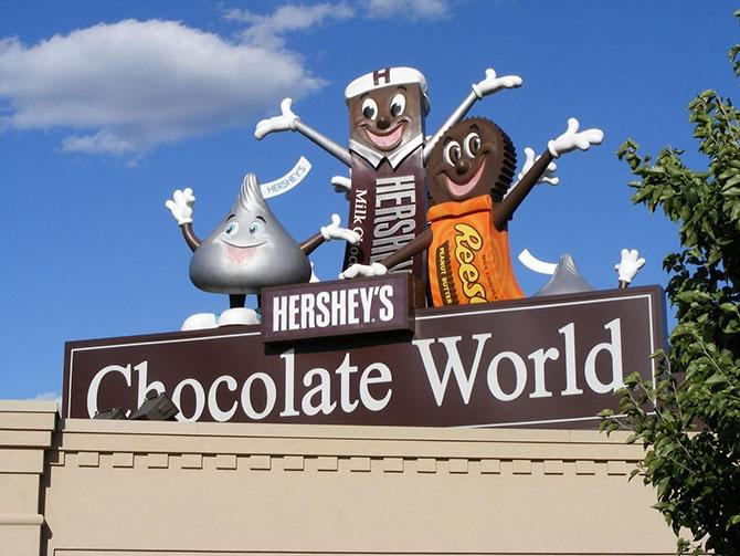 7 лучших мест для истинных ценителей шоколада (7 фото)