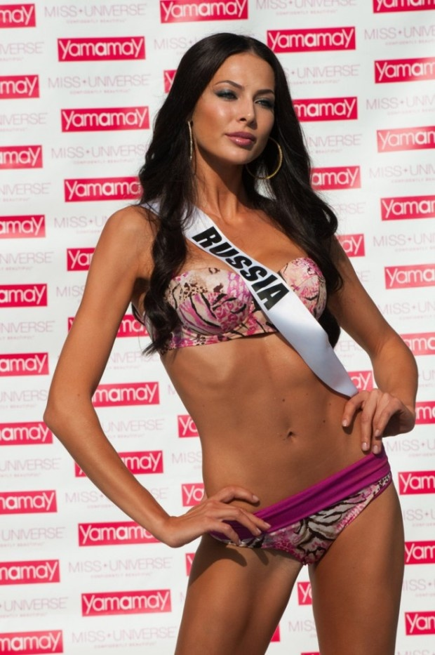 """Финалистки конкурса """"Мисс Вселенная 2015″ (24 фото)"""