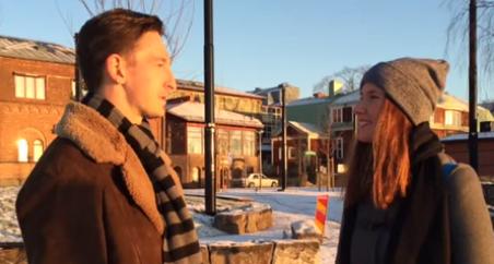 Как будет «да» по-шведски (1 фото + 1 видео)