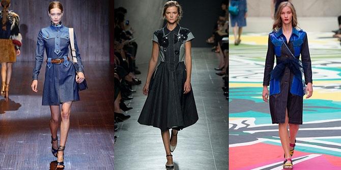 Самые актуальные модные тренды 2015 года (9 фото)