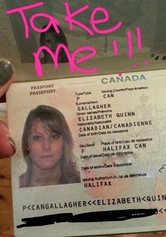 Канадец нашел в Интернете спутницу для кругосветного путешествия (7 фото)