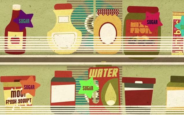 Как сладкое действует на наш мозг (1 фото + 1 видео)
