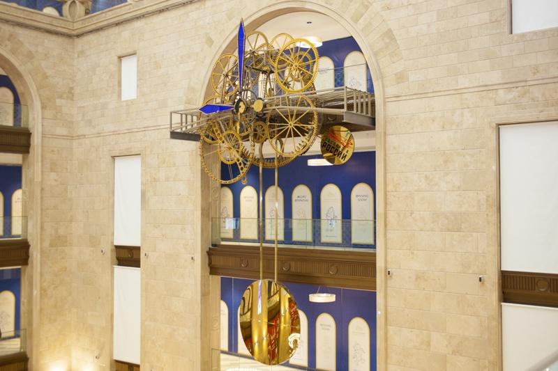 Самые большие в мире механические часы