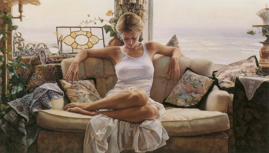 Женщины Стива Хэнкса (15 изображений)