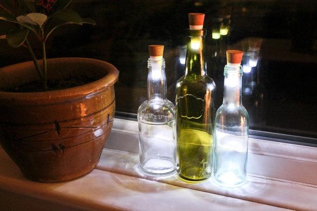 17 идей использования пустых бутылок