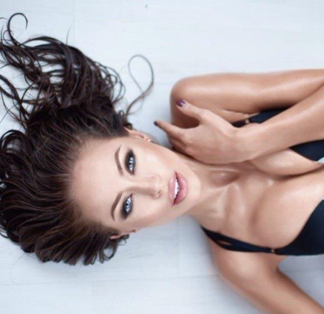 Лучшие фото российской Анджелины Джоли (26 фото)