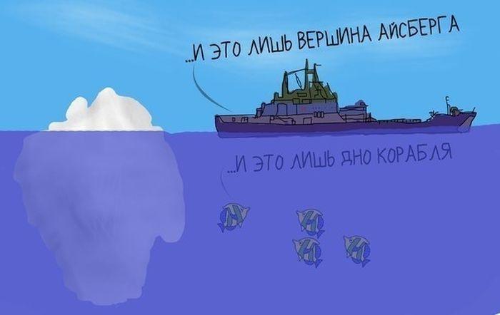 Прикольные комиксы 21.01. 2015 (20 картинок)