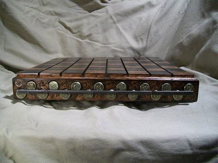 Необычные шахматы (5 фото)