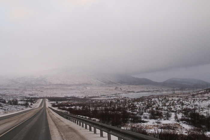 Приключения корейской велосипедистки в России (45 фото)