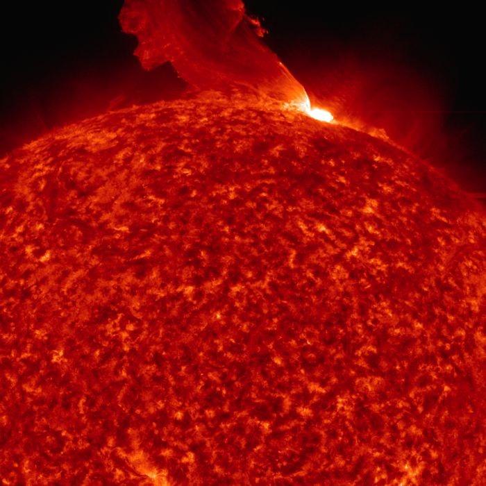 Самые красивые фото Солнца (12 фото)