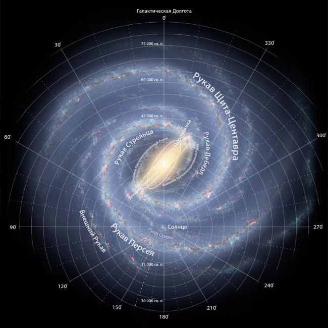 Несколько интересных фактов о нас и нашей планете