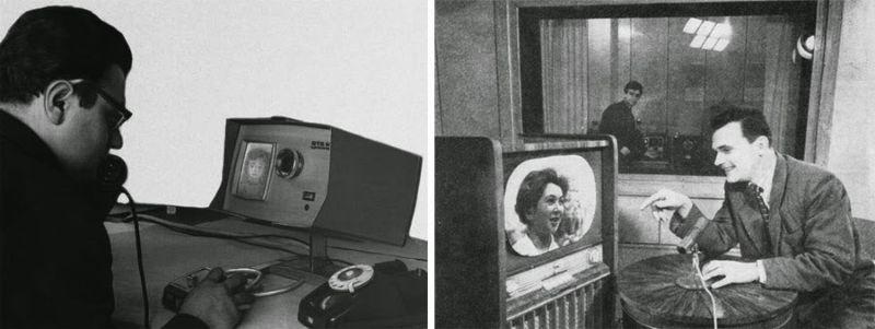 Представления прошлого об общении с помощью видео