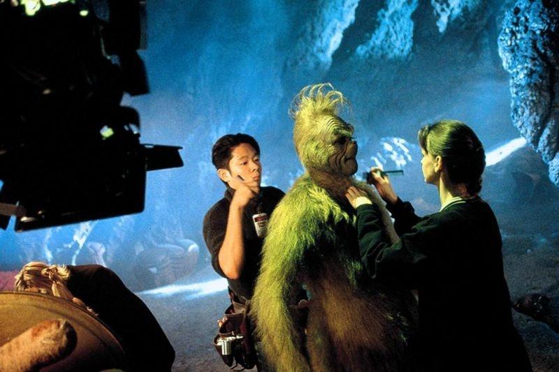 Редкие и прикольные фото со съмочных площадок известных фильмов