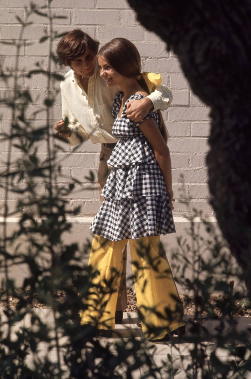 Раскрепощенная школьная мода 60-х (16 фото)