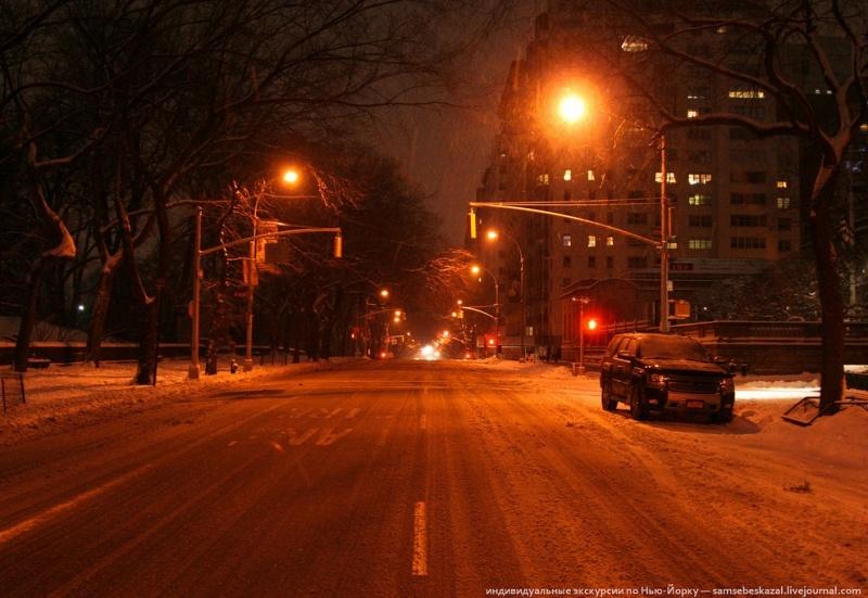 Апокалипсис в Нью-Йорке (32 фото)