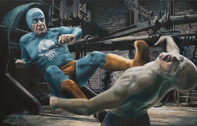 Супергерой на пенсии