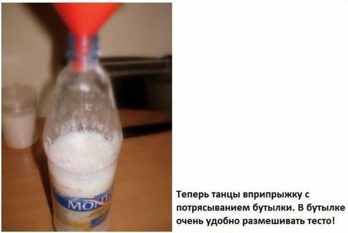 Простейший рецепт приготовления блинов (4 фото)