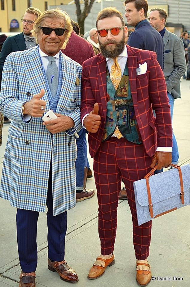 Итальянские модники (18 фото)