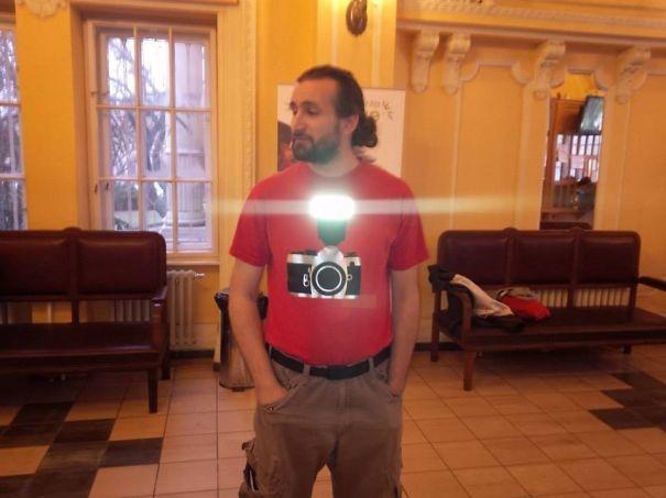 Креативные футболки (40 фото)