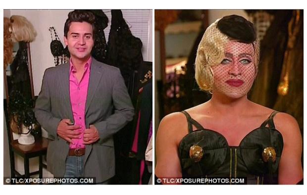 Парень потратил больше ста тысяч долларов, чтобы стать похожим на Мадонну