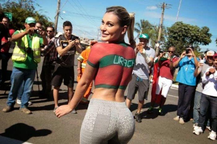 Проблемы обладательницы одной из лучших поп Бразилии