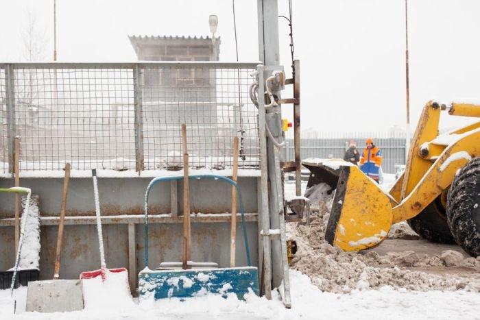 Что происходит со снегом, который вывозят с улиц Москвы