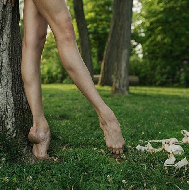 Балерины рядом с нами (25 фото)