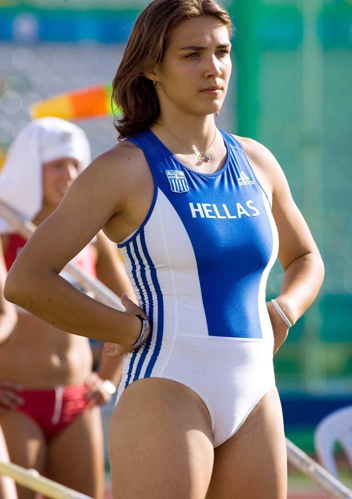 Девушки в спорте (31 фото)