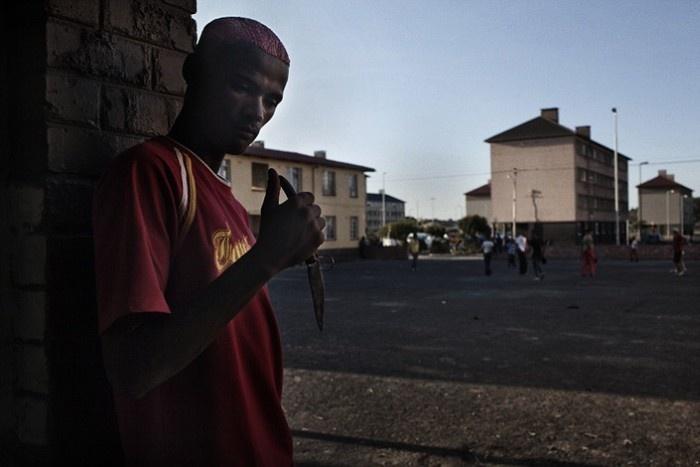 Банды Кейптауна (15 фото)