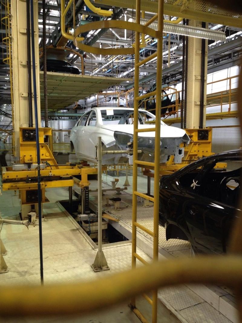 Как выглядит новая серийная Lada Vesta (7 фото)