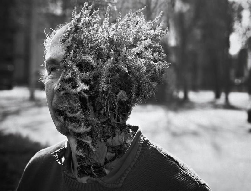 Люди-растения (5 фото)