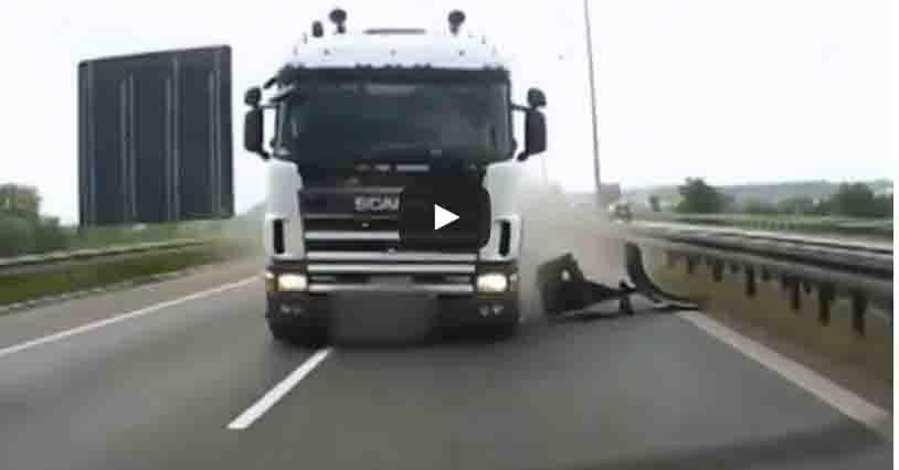 Подборка видео со взрывами колес (5 видео)