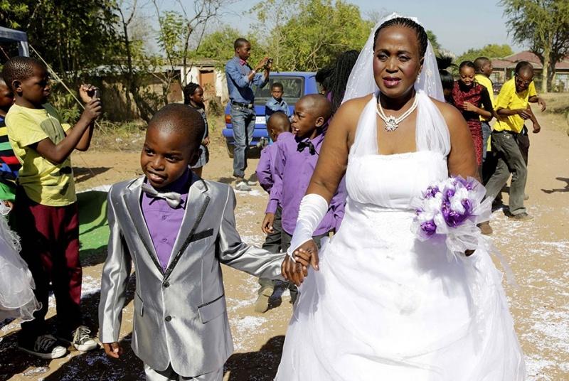 Примеры самых необычных браков